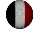 ABS TRI COLOR BALL