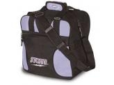STORM 1-BALL SOLO TOTE BAGS BLACK/ LAVENDER
