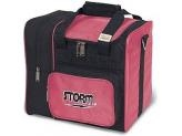 STORM 1-BALL TOTE DELUXE PINK/ BLACK