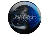 EBONITE PB BALL BLUE/ BLACK/ SILVER