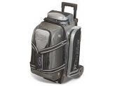 STORM 2-BALL ROLL THUNDER BAGS GREY/ BLK/ SILVER