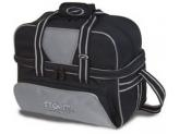 STORM 2-BALL TOTE DELUXE BAGS BLACK/ SILVER