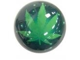 OTB MARIJUANA LEAF BALL