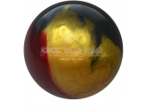EBONITE PB BALL RUBY/ GOLD/ GRAY